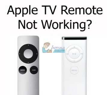 tv remote control not working how to fix