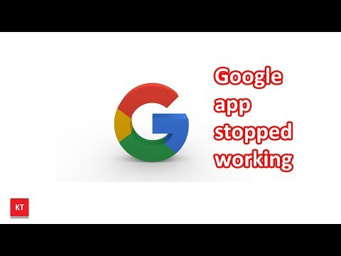 google search not working on android